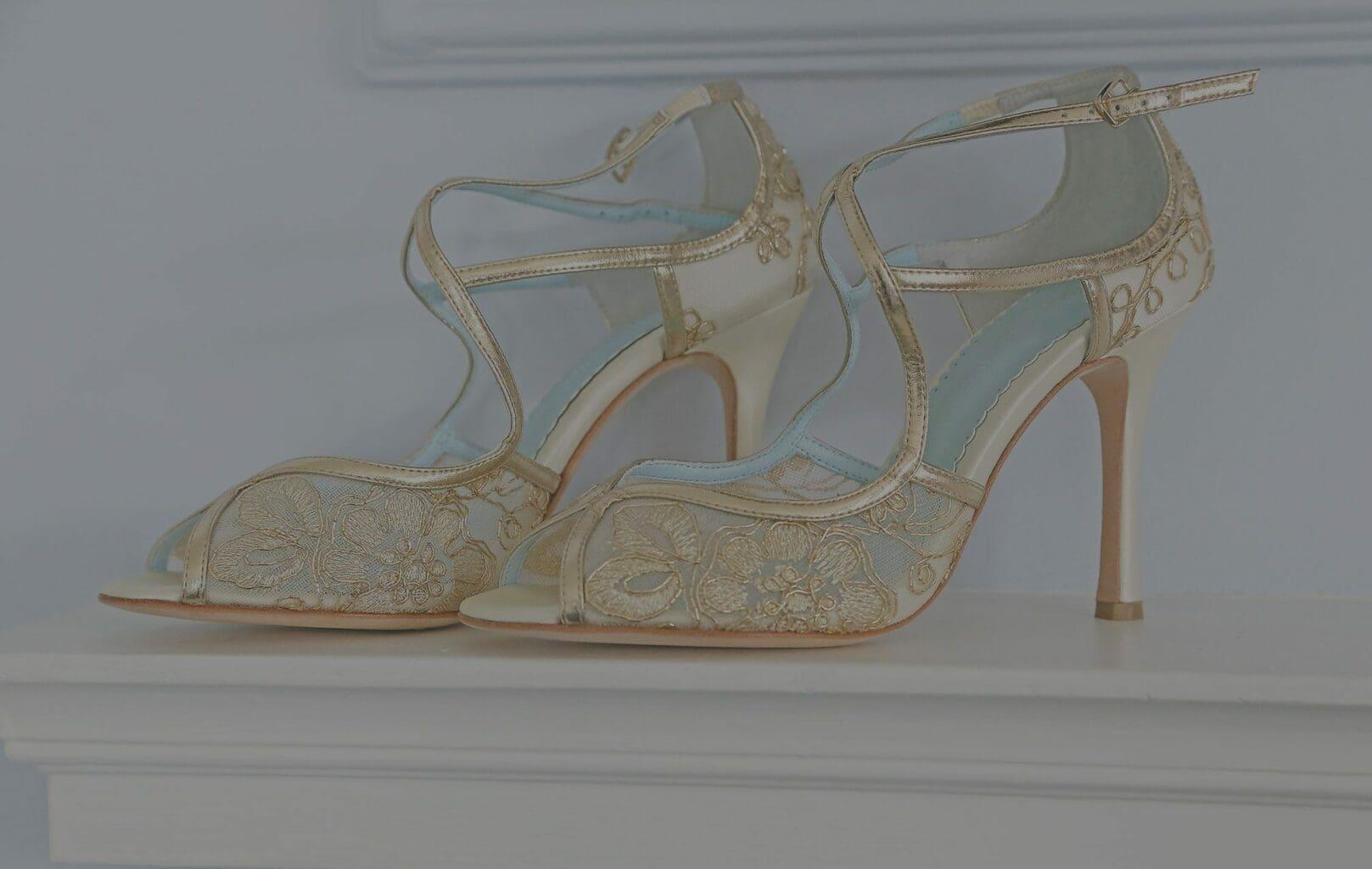 Wedding Photographer - Shoes