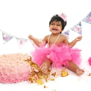 Cake Smash Photography 16