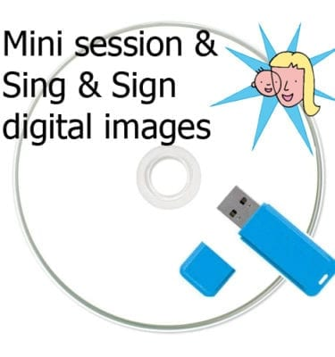 Digital images sing sign