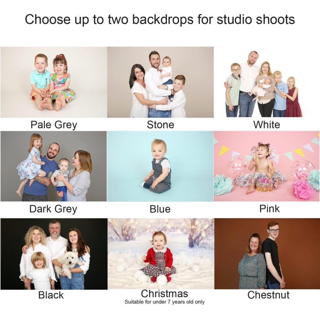Backdrop options 1